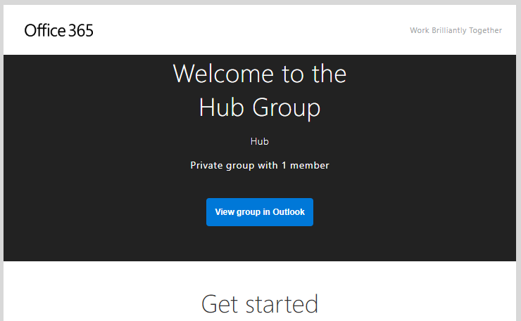 Disable Welcome Email for Microsoft 365 Groups